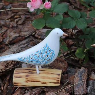 Весільний декор птиці