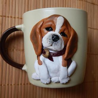Чашка Бигль