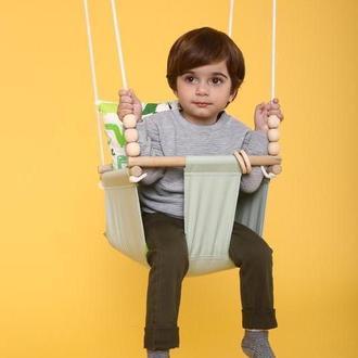Гойдалки дитячі підвісні, дитяча гойдалка, качеля дитяча