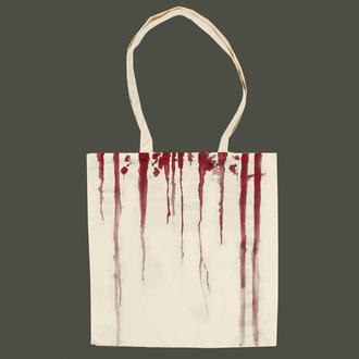 Эко сумка шопер Blood