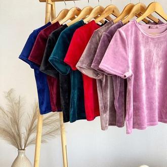 Женская плюшевая пижама, более 10 расцветок