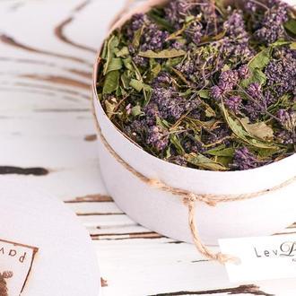 """Травяной чайный сбор """"Невеста Льва"""" от семейного чайного бренда Lev Pavlovych"""