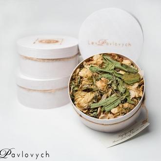 """Трав'яний збір """"Хоробре Серце"""" від сімейного чайного бренду Lev Pavlovych"""