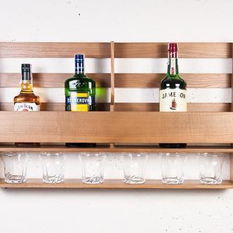 Деревянный мини - бар Male Bar DS11 - Olha