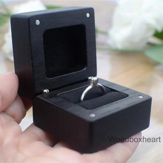 Ювелирные деревянные коробочки, футляры для ювелирных изделий