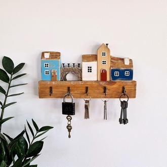 """Ключниця для дому """"Амстердам"""" - Ключниця в прихожу"""