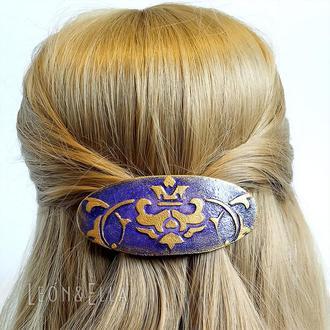"Шпилька для волосся ""Віолет""."