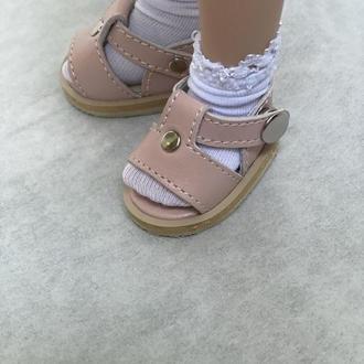 Обувь для куклы Паола Рейна, Босоножки для Paola Reina 32 см