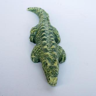 """Керамічна фігурка """"Крокодил"""""""