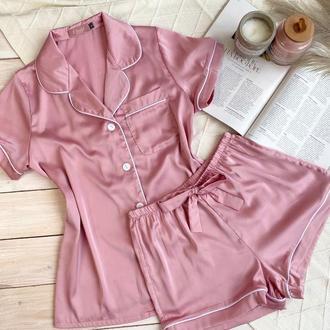 Красивая домашняя женская пижама отличный подарок для девушки