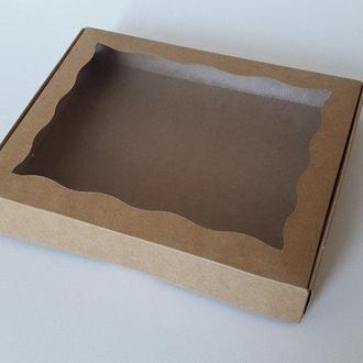 Коробка подарочная / упаковка 10 шт 15см х 20см х 3см, Крафт