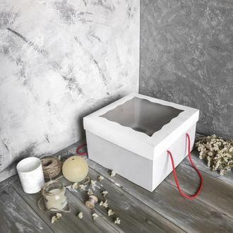 Коробка для текстиля размером 25х25х15 см