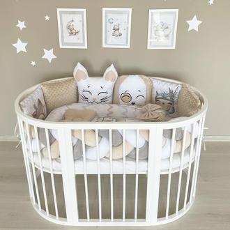 Детская кровать-трансформер 7в1