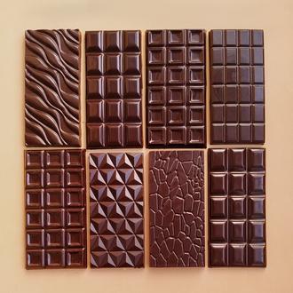 Шоколад экстра-горький 90-99% (без сахара), 100, 200, 300 грамм