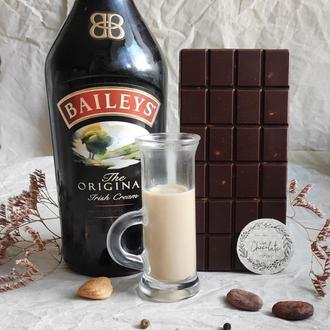 Шоколад молочный с ликером Baileys, 100, 200, 300 грамм