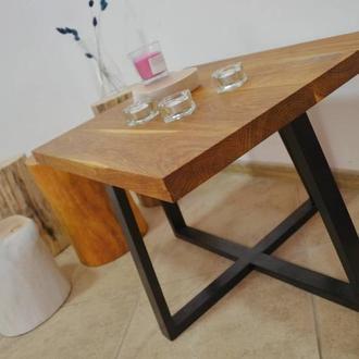 Столик журнальный. СТОЛ. Столик кофейный из дуба.