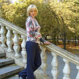 "Жакет валяный ""Вальс цветов"""