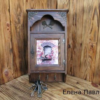 Ключница ′Окно родного дома′