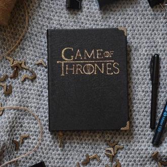 """Блокнот """"Game of thrones"""" Гра престолів"""