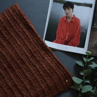 Вязаный шарф Cooper