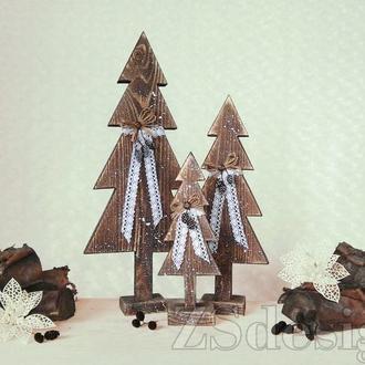 "Набір ялинок ""Merry Christmas"""