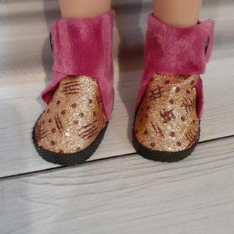 Ботинки для кукол Паола Рейна.