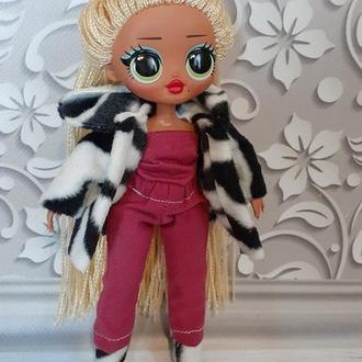 Набор одежды для кукол LOL OMG