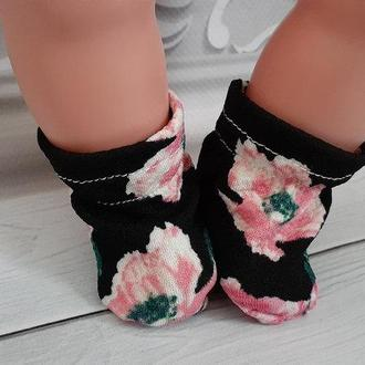 Носочки для кукол Беби Борн.