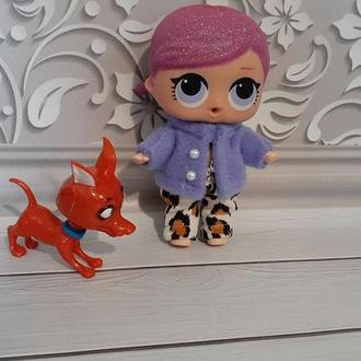 Кукольная одежда для Лол 12 см