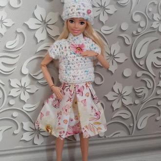 Одежда для кукол Барби. Ручная работа! Набор одежды.
