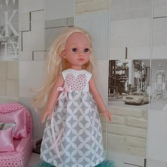 Красивое платье для кукол Паола Рейна. Большой выбор.