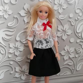 Одежда для кукол Барби. Набор одежды. Ручная работа!