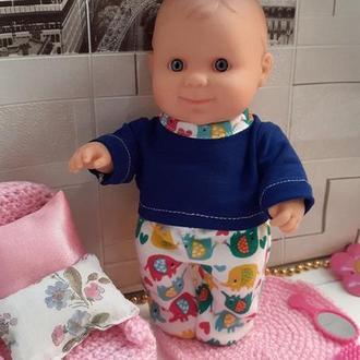 Одежда для пупса Паола Рейна мальчик.