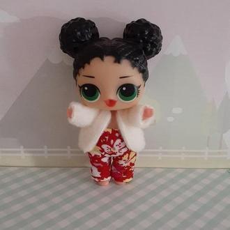 Одежда для кукол Лол. Подарок для девочки.