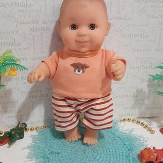 Набор одежды для пупса Паола Рейна. Мальчик.