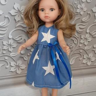 Платье для кукол Паола Рейна.