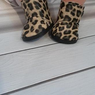 Красивые ботинки для кукол Беби Борн. Удобная и модная кукольная обувь.