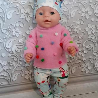 Набор одежды для кукол Беби Борн.