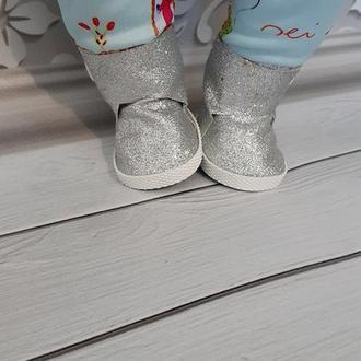 Ботинки для кукол Беби Борн и старшая сестричка.