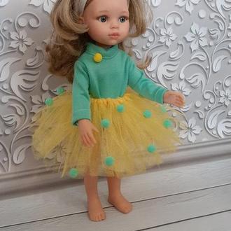 Одежда для кукол Паола Рейна. Набор.