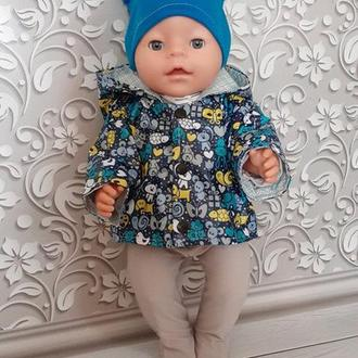 Набор одежды для кукол Беби Борн. Красивая кукольная одежда.
