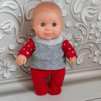 Красивая одежда для пупса Паола Рейна. Мальчик.