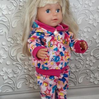 Костюм для кукол Старшая сестричка. Набор.