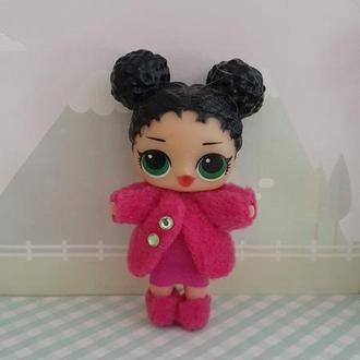 Очень красивый набор одежды для кукол Лол сюрприз.