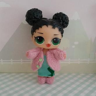 Набор одежды для кукол Лол сюрприз.