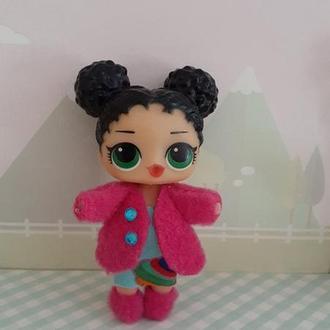 Набор подарочной одежды для кукол Лол сюрприз.
