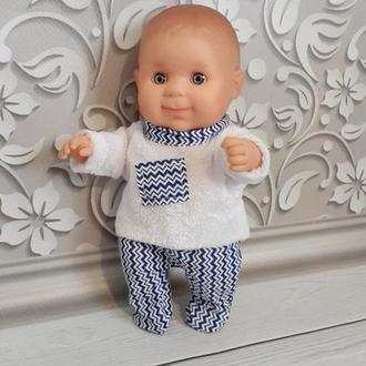 Одежда для пупса Паола Рейна. Мальчик.