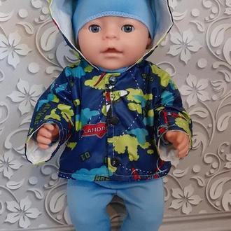 Набор одежды для кукол Беби Борн. Мальчик.