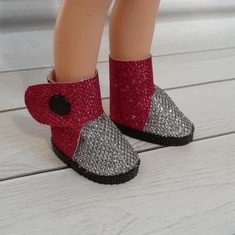 Ботинки для кукол Паола Рейна 32 -33 см.
