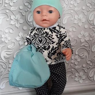 Очень красивый набор одежды для кукол Беби Борн. Мальчик.